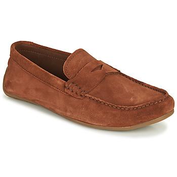 Παπούτσια Άνδρας Μοκασσίνια Clarks REAZOR PENNY Camel