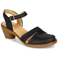 Παπούτσια Γυναίκα Σανδάλια / Πέδιλα El Naturalista AQUA Black
