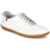 Παπούτσια Γυναίκα Χαμηλά Sneakers El Naturalista EL VIAJERO Άσπρο