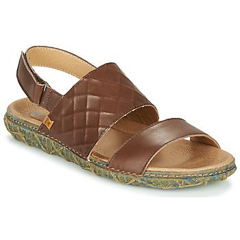 Παπούτσια Γυναίκα Σανδάλια / Πέδιλα El Naturalista REDES Brown