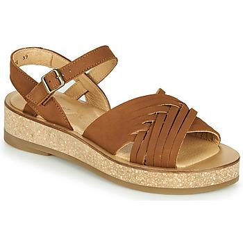 Παπούτσια Γυναίκα Σανδάλια / Πέδιλα El Naturalista TÜLBEND Brown