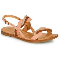 Παπούτσια Γυναίκα Σανδάλια / Πέδιλα El Naturalista TULIP Ροζ / Brown / Beige
