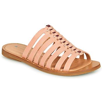 Παπούτσια Γυναίκα Τσόκαρα El Naturalista TULIP Ροζ