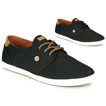 Παπούτσια Χαμηλά Sneakers Faguo CYPRESS Black