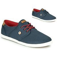 Παπούτσια Άνδρας Χαμηλά Sneakers Faguo CYPRESS Μπλέ / Brown / Red