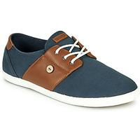 Παπούτσια Άνδρας Χαμηλά Sneakers Faguo CYPRESS Marine / Brown
