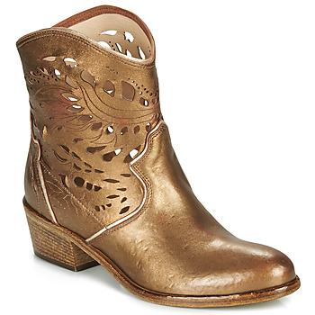 Παπούτσια Γυναίκα Μποτίνια Fru.it  Bronze