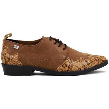 Παπούτσια Γυναίκα Derby Musse & Cloud  Brown
