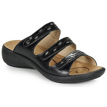 Παπούτσια Γυναίκα Τσόκαρα Romika IBIZA 66 Black