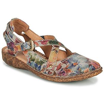 Παπούτσια Γυναίκα Σανδάλια / Πέδιλα Josef Seibel ROSALIE 13 Grey / Multicolore