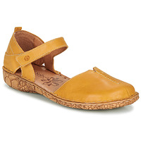 Παπούτσια Γυναίκα Σανδάλια / Πέδιλα Josef Seibel ROSALIE 42 Yellow