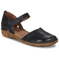 Παπούτσια Γυναίκα Σανδάλια / Πέδιλα Josef Seibel ROSALIE 42 Black