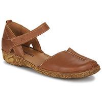 Παπούτσια Γυναίκα Σανδάλια / Πέδιλα Josef Seibel ROSALIE 42 Cognac
