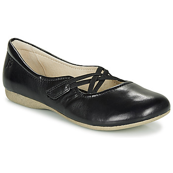 Παπούτσια Γυναίκα Μπαλαρίνες Josef Seibel FIONA 39 Black