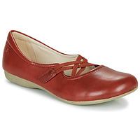 Παπούτσια Γυναίκα Μπαλαρίνες Josef Seibel FIONA 41 Red