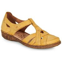 Παπούτσια Γυναίκα Σανδάλια / Πέδιλα Josef Seibel ROSALIE 29 Yellow