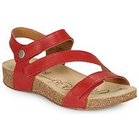 Παπούτσια Γυναίκα Σανδάλια / Πέδιλα Josef Seibel TONGA 25 Red