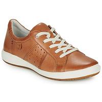 Παπούτσια Γυναίκα Χαμηλά Sneakers Josef Seibel CAREN 01 Camel