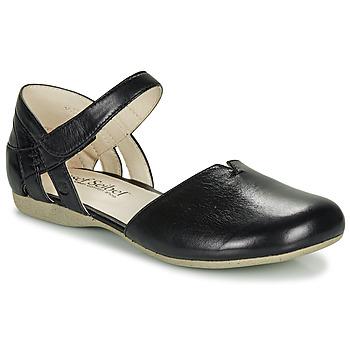Παπούτσια Γυναίκα Σανδάλια / Πέδιλα Josef Seibel fiona67 Black