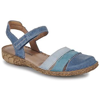 Παπούτσια Γυναίκα Σανδάλια / Πέδιλα Josef Seibel roSALIE 44 Μπλέ