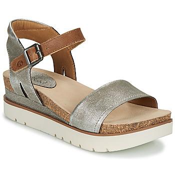 Παπούτσια Γυναίκα Σανδάλια / Πέδιλα Josef Seibel CLEA 01 Silver