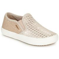 Παπούτσια Κορίτσι Slip on Geox J KILWI GIRL Beige
