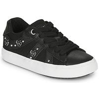Παπούτσια Κορίτσι Χαμηλά Sneakers Geox J KILWI GIRL Black