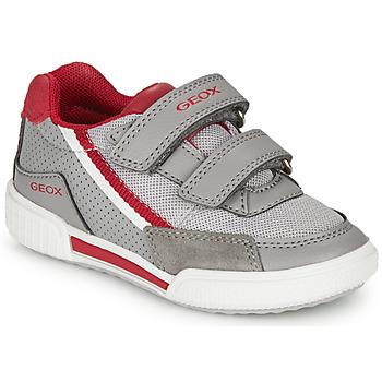 Xαμηλά Sneakers Geox J POSEIDO BOY
