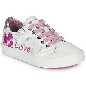 Xαμηλά Sneakers Geox J GISLI GIRL