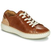 Παπούτσια Γυναίκα Χαμηλά Sneakers Pikolinos MESINA W6B Brown / Beige