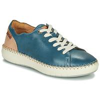 Παπούτσια Γυναίκα Χαμηλά Sneakers Pikolinos MESINA W6B Μπλέ / Ροζ