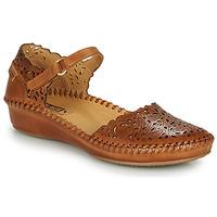 Παπούτσια Γυναίκα Μπαλαρίνες Pikolinos P. VALLARTA 655 Cognac
