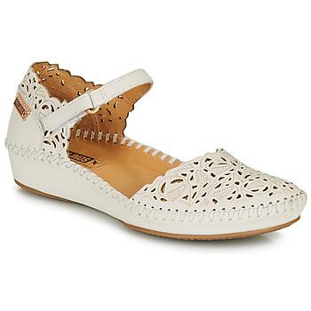 Παπούτσια Γυναίκα Μπαλαρίνες Pikolinos P. VALLARTA 655 Άσπρο
