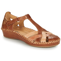 Παπούτσια Γυναίκα Σανδάλια / Πέδιλα Pikolinos P. VALLARTA 655 Cognac / Camel