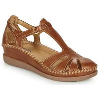 Παπούτσια Γυναίκα Σανδάλια / Πέδιλα Pikolinos CADAQUES W8K Camel