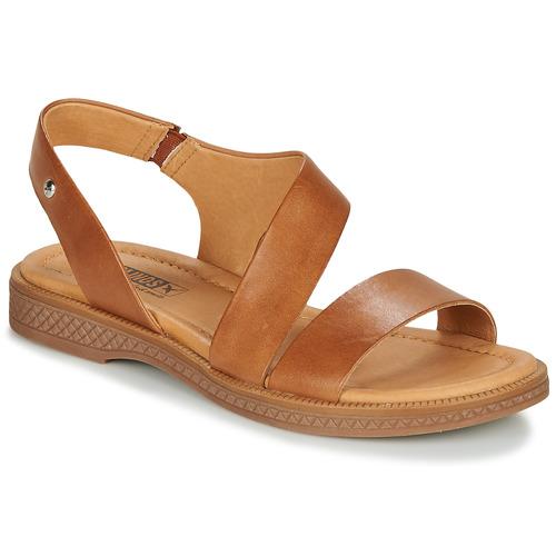 Παπούτσια Γυναίκα Σανδάλια / Πέδιλα Pikolinos MORAIRA W4E Camel