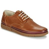 Παπούτσια Άνδρας Derby Pikolinos PALAMOS M0R Brown