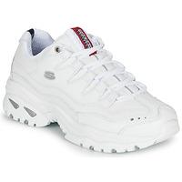 Παπούτσια Γυναίκα Χαμηλά Sneakers Skechers ENERGY Άσπρο