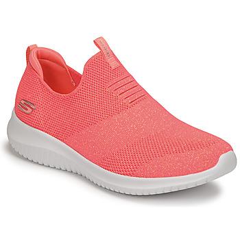 Παπούτσια Γυναίκα Fitness Skechers ULTRA FLEX Ροζ