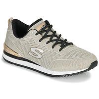 Παπούτσια Γυναίκα Χαμηλά Sneakers Skechers SUNLITE MAGIC DUST Grey / Gold