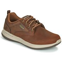 Παπούτσια Άνδρας Χαμηλά Sneakers Skechers DELSON ANTIGO Brown