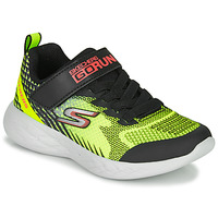 Παπούτσια Αγόρι Multisport Skechers GO RUN 600 BAXTUX Black / Yellow