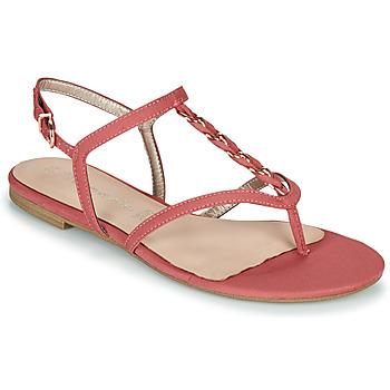 Παπούτσια Γυναίκα Σανδάλια / Πέδιλα Tamaris IRENE Red