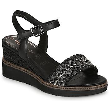 Παπούτσια Γυναίκα Σανδάλια / Πέδιλα Tamaris ALIS Black