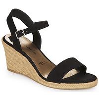 Παπούτσια Γυναίκα Σανδάλια / Πέδιλα Tamaris LIVIAN Black
