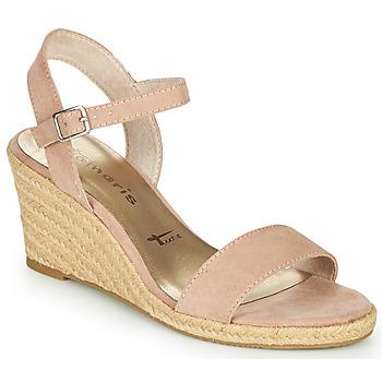 Παπούτσια Γυναίκα Σανδάλια / Πέδιλα Tamaris LIVIA Ροζ