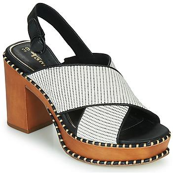 Παπούτσια Γυναίκα Σανδάλια / Πέδιλα Tamaris CLAUDIE Άσπρο