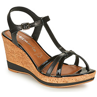 Παπούτσια Γυναίκα Σανδάλια / Πέδιλα Tamaris VESILA Black