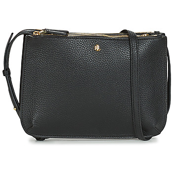 Τσάντες Γυναίκα Τσάντες ώμου Lauren Ralph Lauren MERRIMACK CARTER CROSSBODY-MEDIUM Black