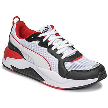Παπούτσια Άνδρας Χαμηλά Sneakers Puma X-RAY Άσπρο / Black / Red
